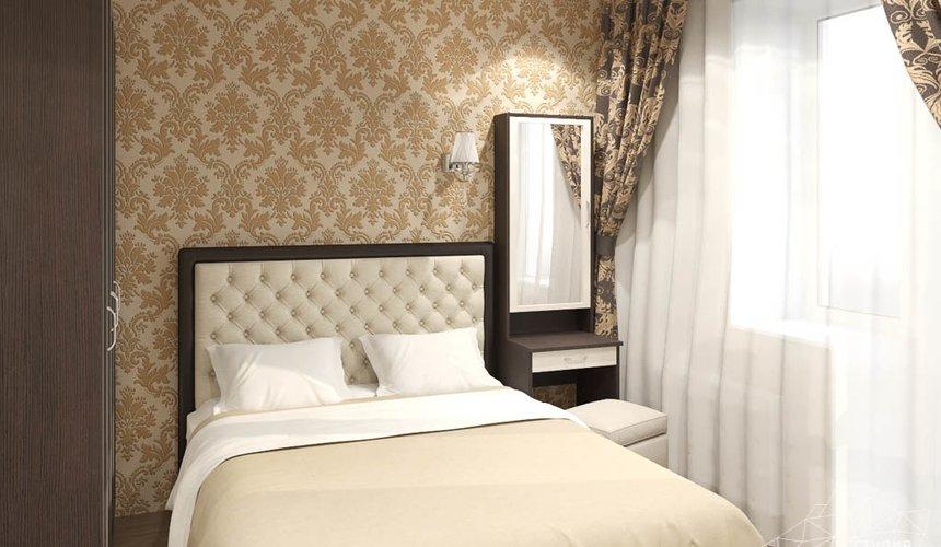 Дизайн интерьера трехкомнатной квартиры по ул. Фурманова 114 25