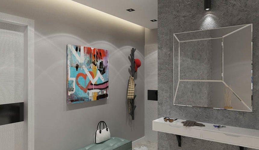 Дизайн интерьера двухкомнатной квартиры в ЖК Крылов 12