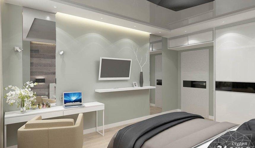 Дизайн интерьера двухкомнатной квартиры в ЖК Крылов 13