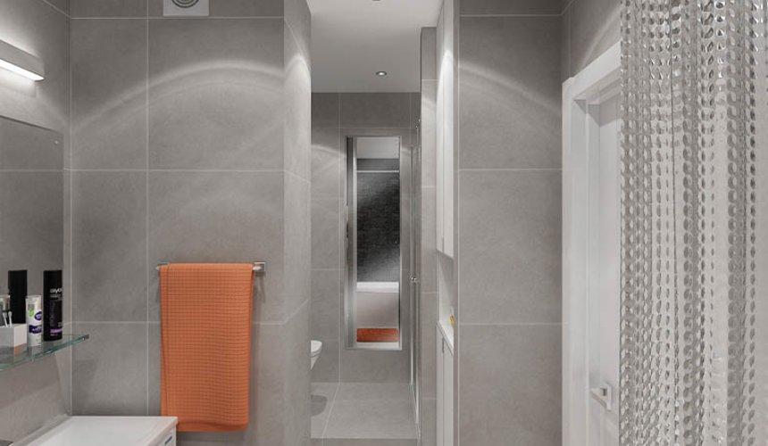 Дизайн интерьера двухкомнатной квартиры в ЖК Крылов 19
