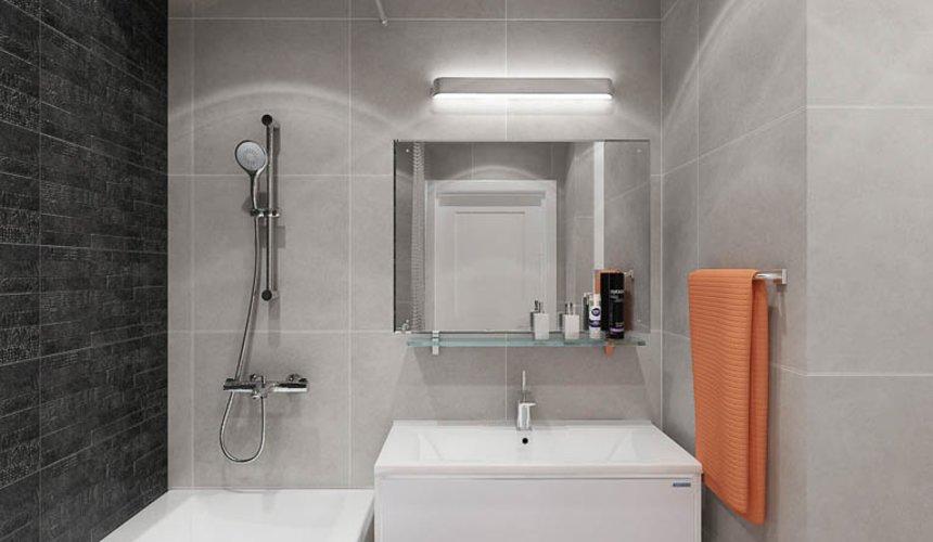 Дизайн интерьера двухкомнатной квартиры в ЖК Крылов 22