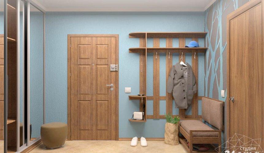 Дизайн интерьера однокомнатной квартиры по ул. Соболева 19 15