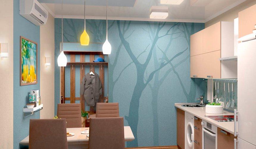 Дизайн интерьера однокомнатной квартиры по ул. Соболева 19 8