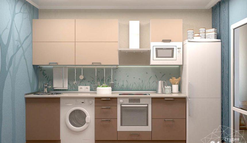 Дизайн интерьера однокомнатной квартиры по ул. Соболева 19 9