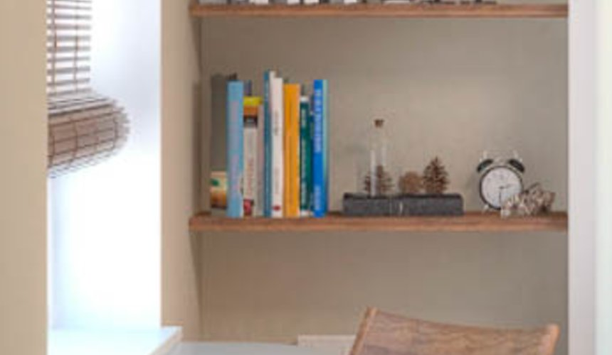 Дизайн интерьера однокомнатной квартиры по ул. Соболева 19 12