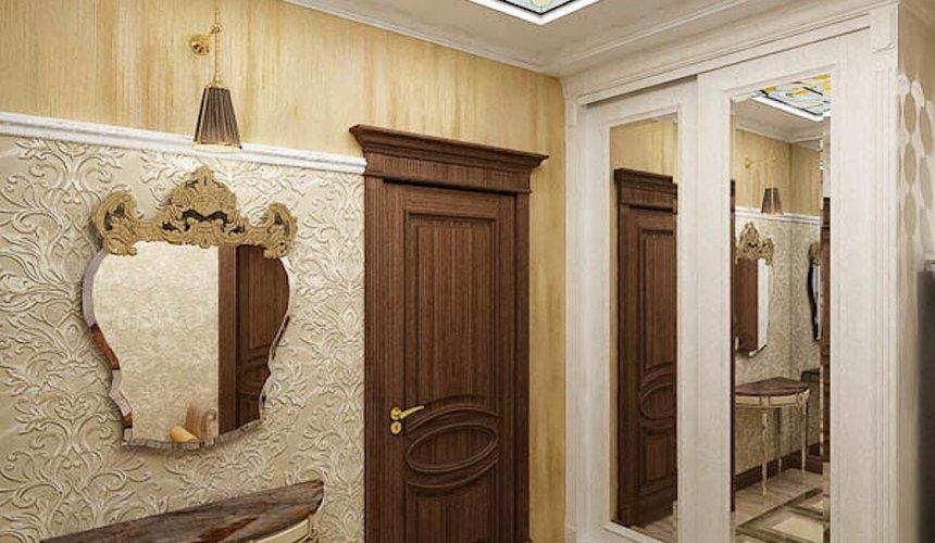 Дизайн интерьера двухкомнатной квартиры по ул. Мельникова 38 20