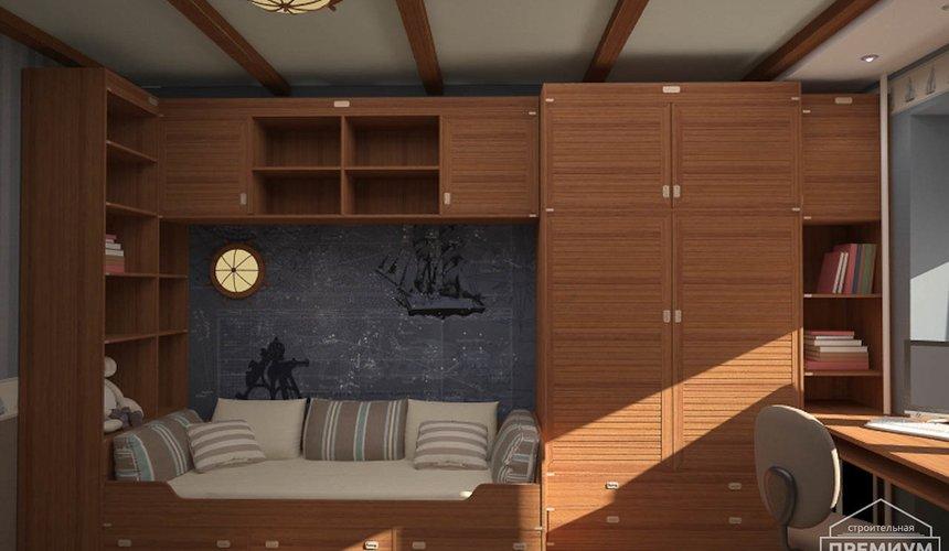 Дизайн интерьера детской по ул. Фролова 31 4