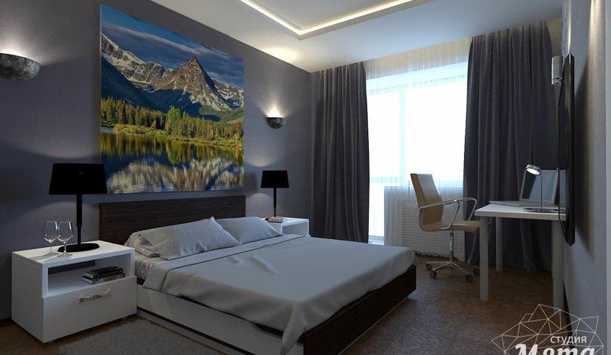 Дизайн интерьера однокомнатной квартиры по ул. 40 лет Октября 11 6