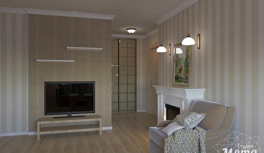 Дизайн интерьера однокомнатной квартиры по ул. Бажова 161 7