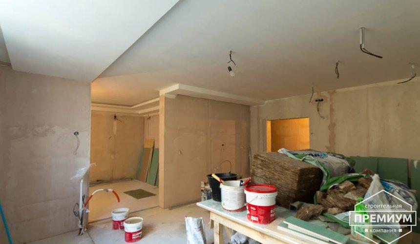 Дизайн интерьера и ремонт четырехкомнатной квартиры по ул. Союзная 2 12