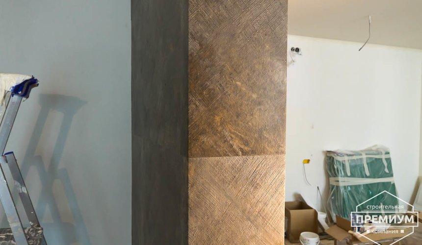 Дизайн интерьера и ремонт четырехкомнатной квартиры по ул. Союзная 2 23