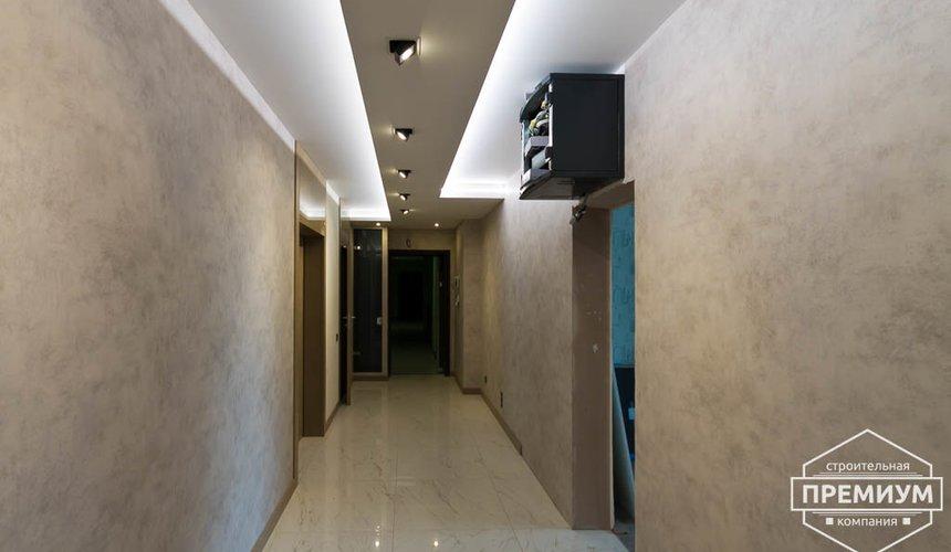 Дизайн интерьера и ремонт четырехкомнатной квартиры по ул. Союзная 2 1