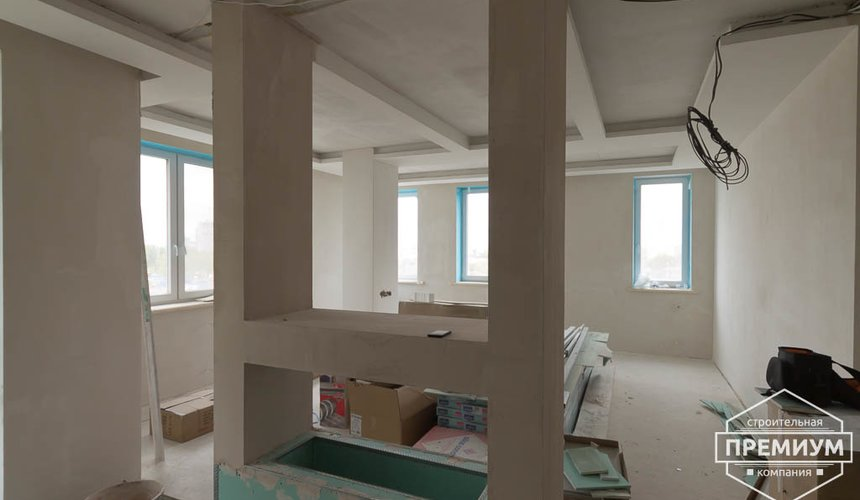 Дизайн интерьера и ремонт трехкомнатной квартиры по ул. Татищева 49 67