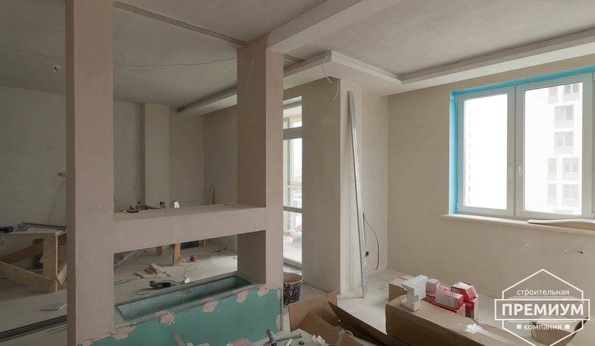 Дизайн интерьера и ремонт трехкомнатной квартиры по ул. Татищева 49 6