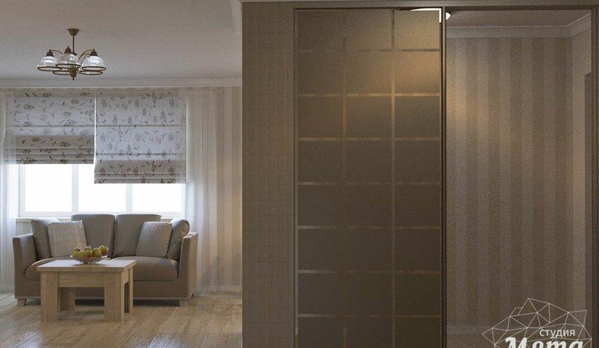 Дизайн интерьера однокомнатной квартиры по ул. Бажова 161 9