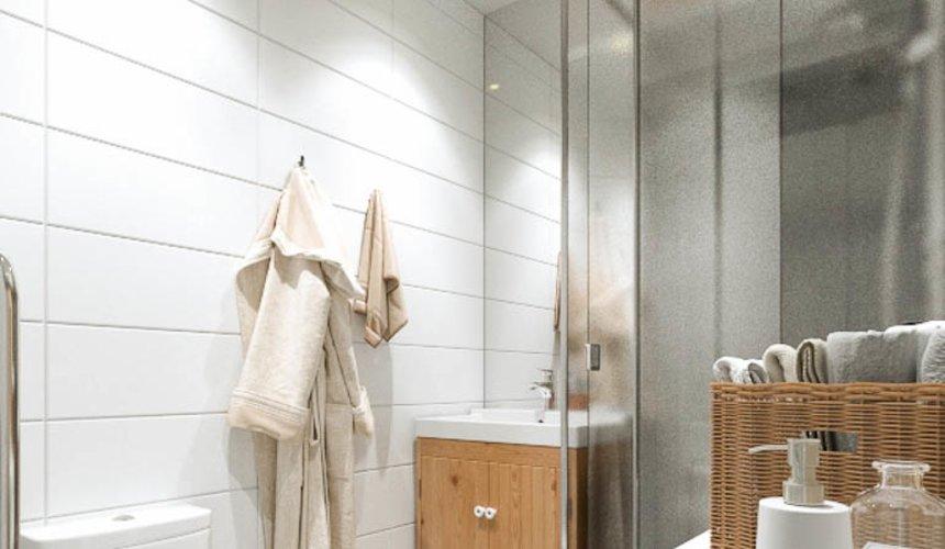 Дизайн интерьера двухкомнатной квартиры по ул. Мира 37а 13