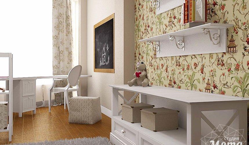 Дизайн интерьера четырехкомнатной квартиры по ул. Шевченко 18 17