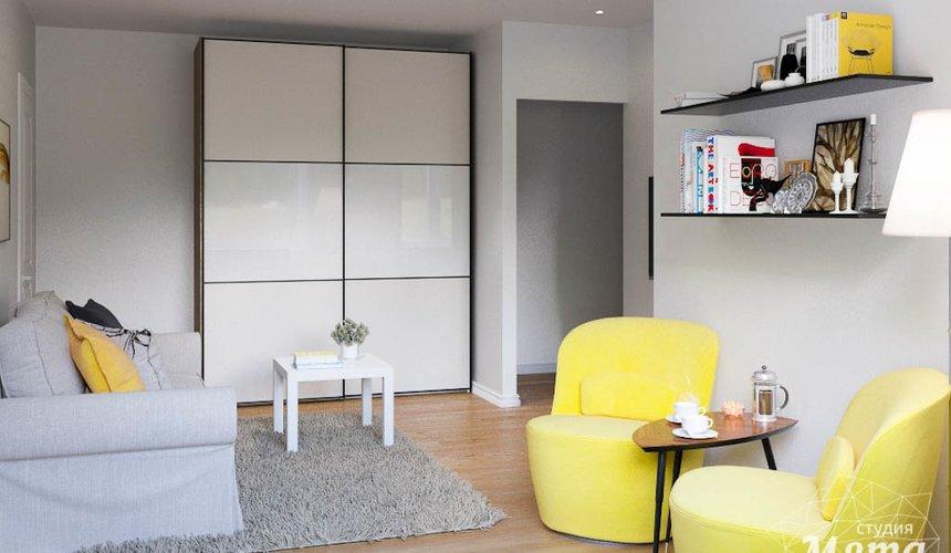 Дизайн интерьера двухкомнатной квартиры по ул. Мира 37а 3