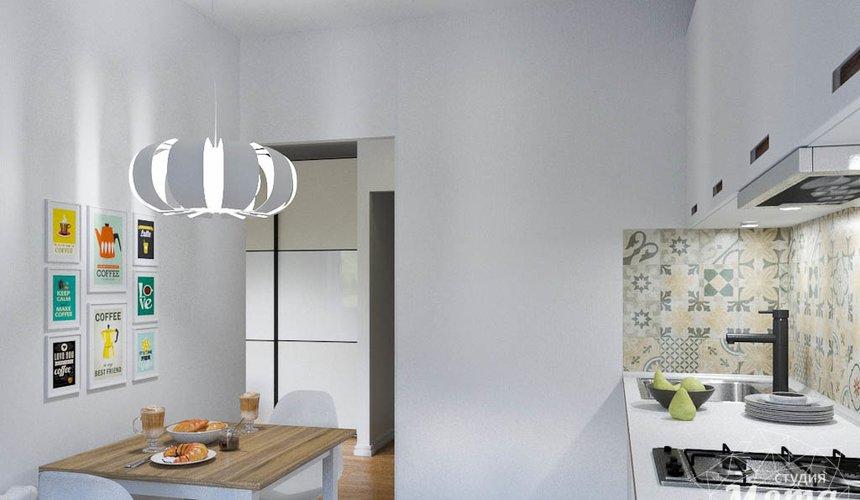 Дизайн интерьера двухкомнатной квартиры по ул. Мира 37а 12