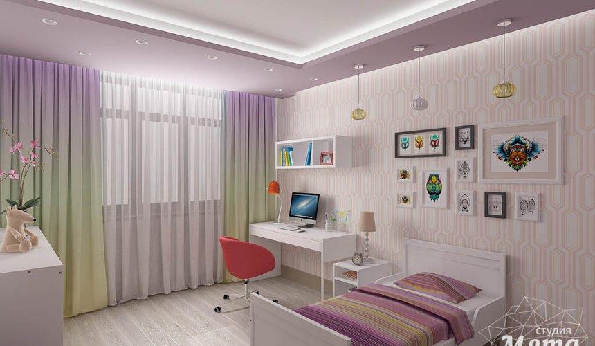 Дизайн интерьера и ремонт четырехкомнатной квартиры по ул. Союзная 2 49