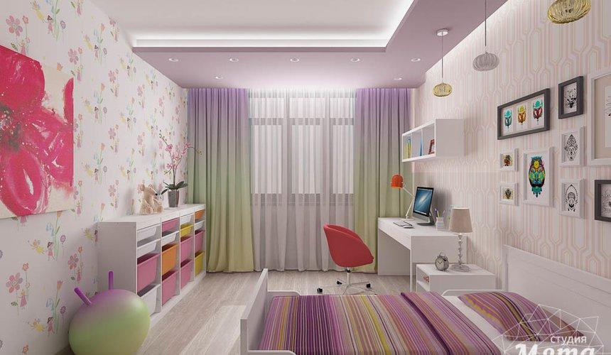 Дизайн интерьера и ремонт четырехкомнатной квартиры по ул. Союзная 2 53