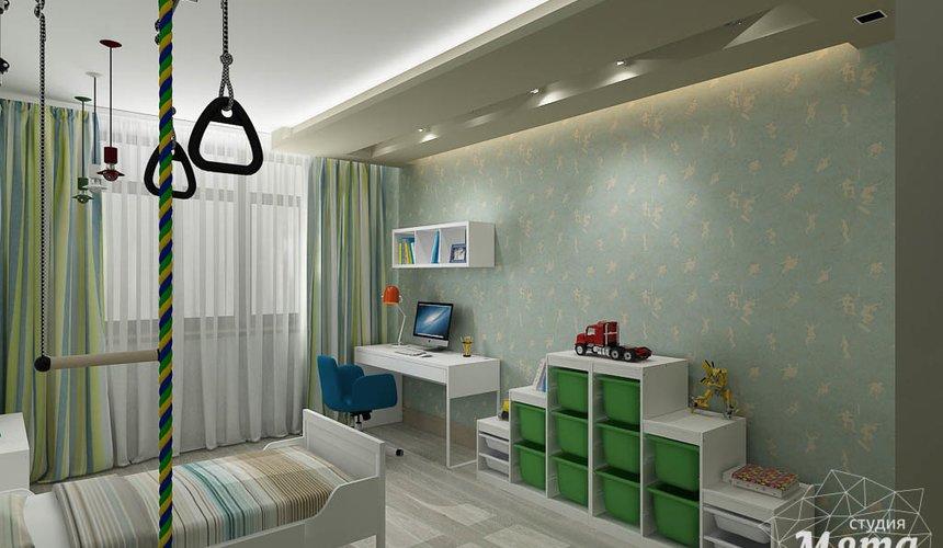 Дизайн интерьера и ремонт четырехкомнатной квартиры по ул. Союзная 2 60