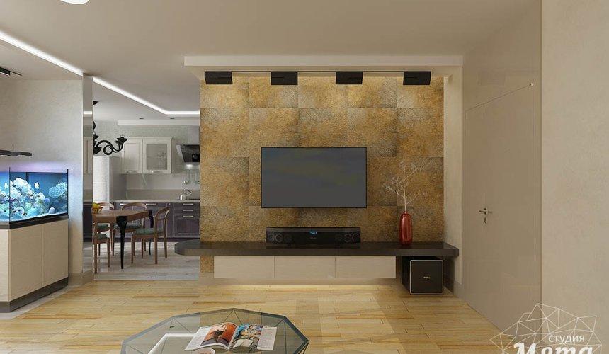 Дизайн интерьера и ремонт четырехкомнатной квартиры по ул. Союзная 2 28