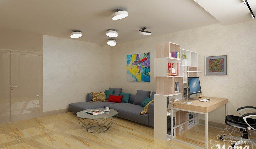 Дизайн интерьера и ремонт четырехкомнатной квартиры по ул. Союзная 2 29