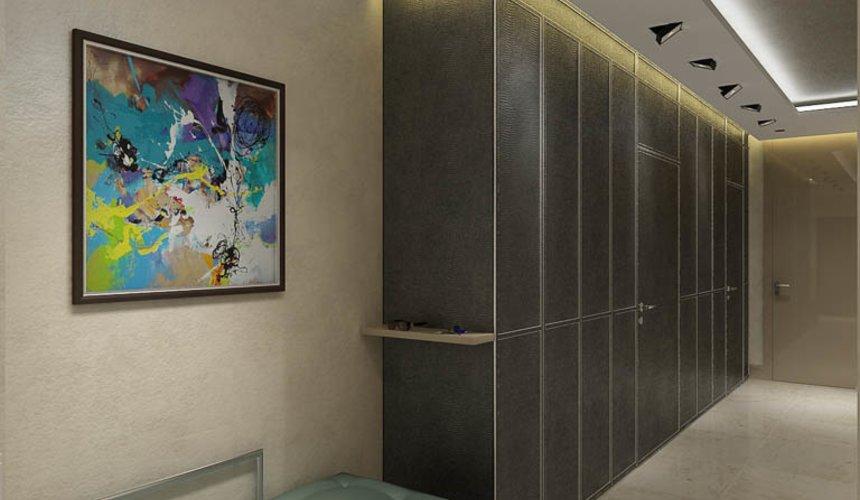 Дизайн интерьера и ремонт четырехкомнатной квартиры по ул. Союзная 2 32