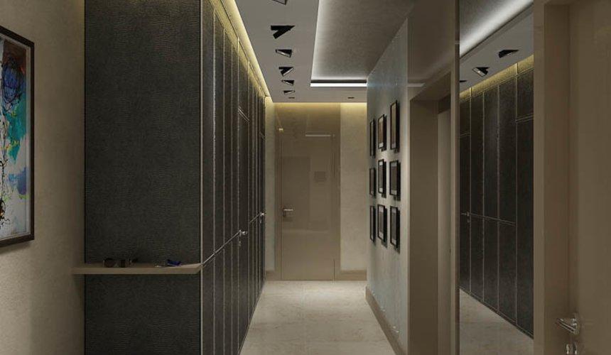 Дизайн интерьера и ремонт четырехкомнатной квартиры по ул. Союзная 2 33