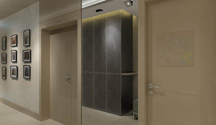 Дизайн интерьера и ремонт четырехкомнатной квартиры по ул. Союзная 2 34