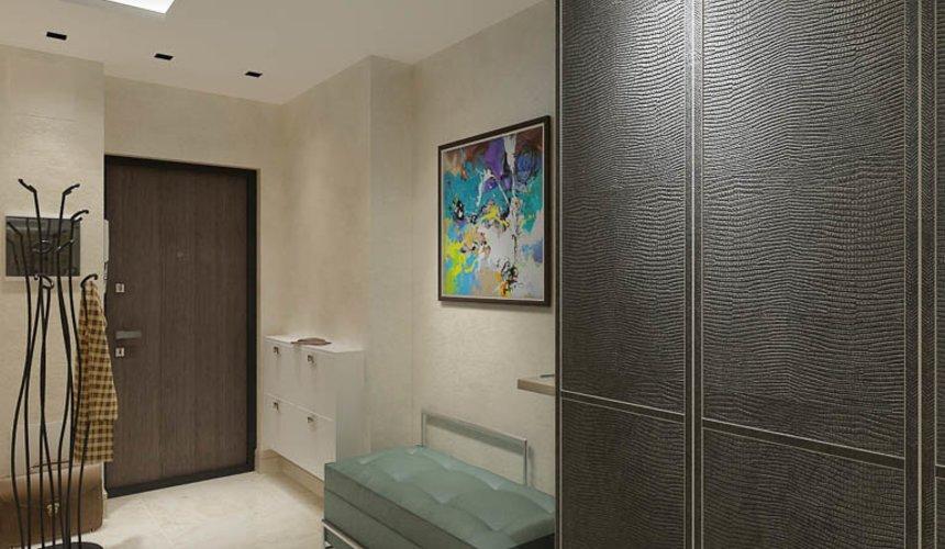 Дизайн интерьера и ремонт четырехкомнатной квартиры по ул. Союзная 2 37