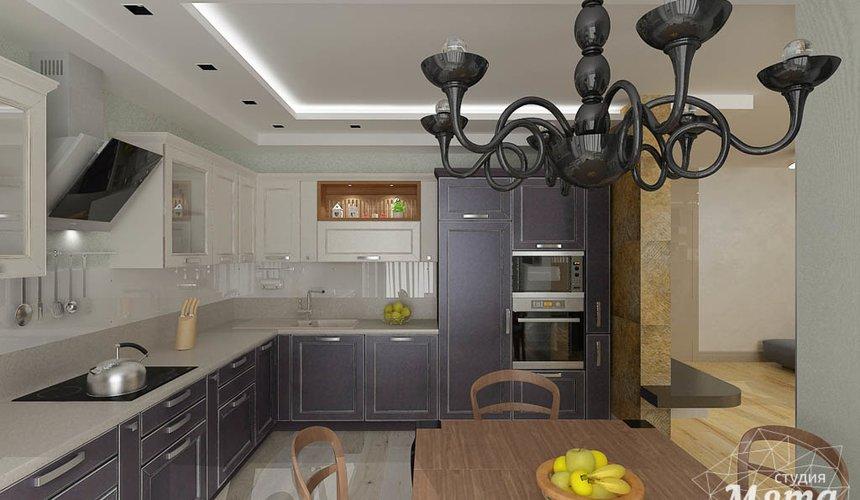 Дизайн интерьера и ремонт четырехкомнатной квартиры по ул. Союзная 2 45