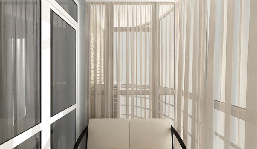 Дизайн интерьера и ремонт четырехкомнатной квартиры по ул. Союзная 2 47