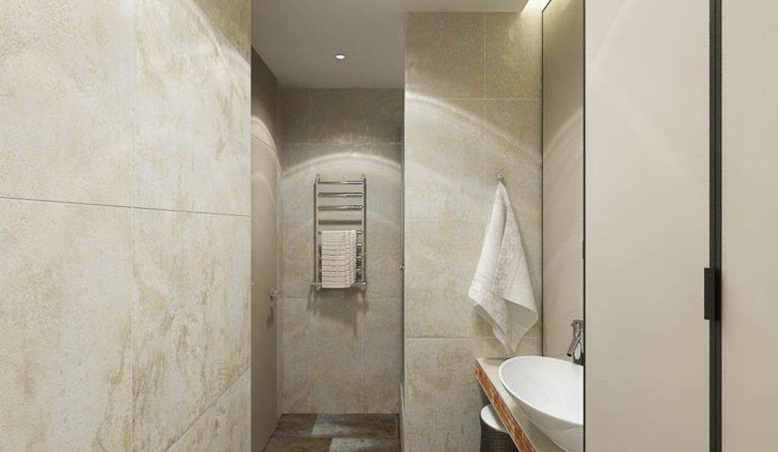 Дизайн интерьера и ремонт четырехкомнатной квартиры по ул. Союзная 2 67