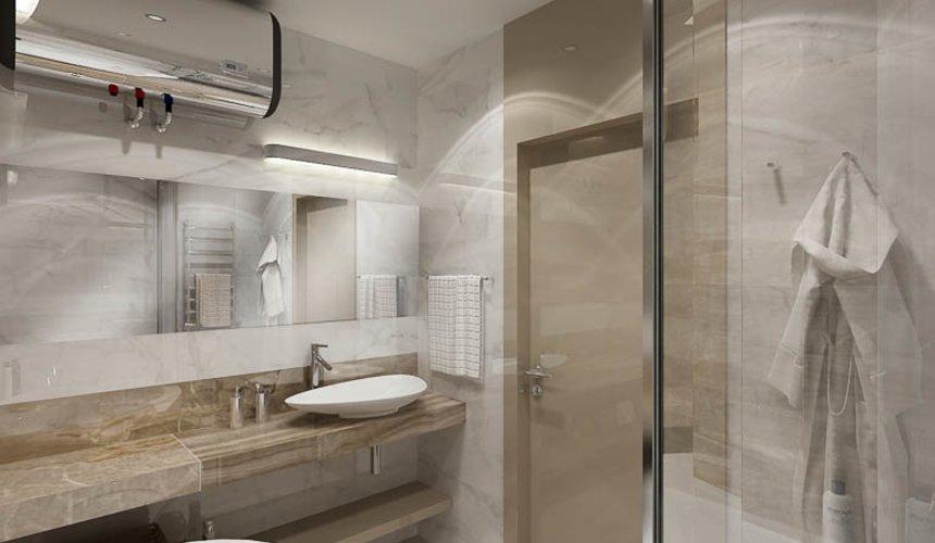 Дизайн интерьера и ремонт четырехкомнатной квартиры по ул. Союзная 2 40
