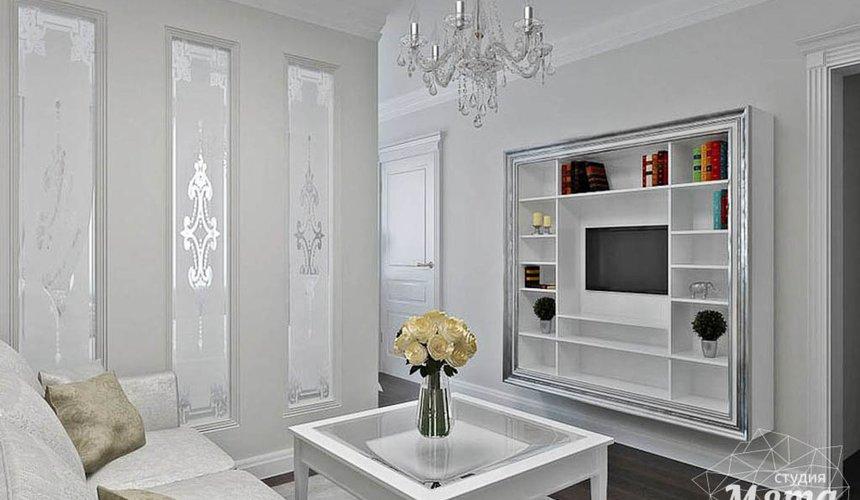Дизайн интерьера однокомнатной квартиры по ул. Шевченко 19 7