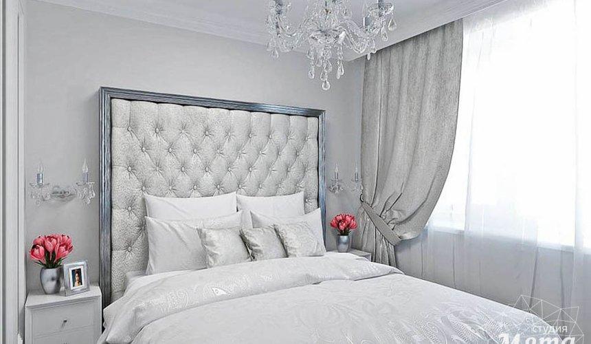 Дизайн интерьера однокомнатной квартиры по ул. Шевченко 19 9