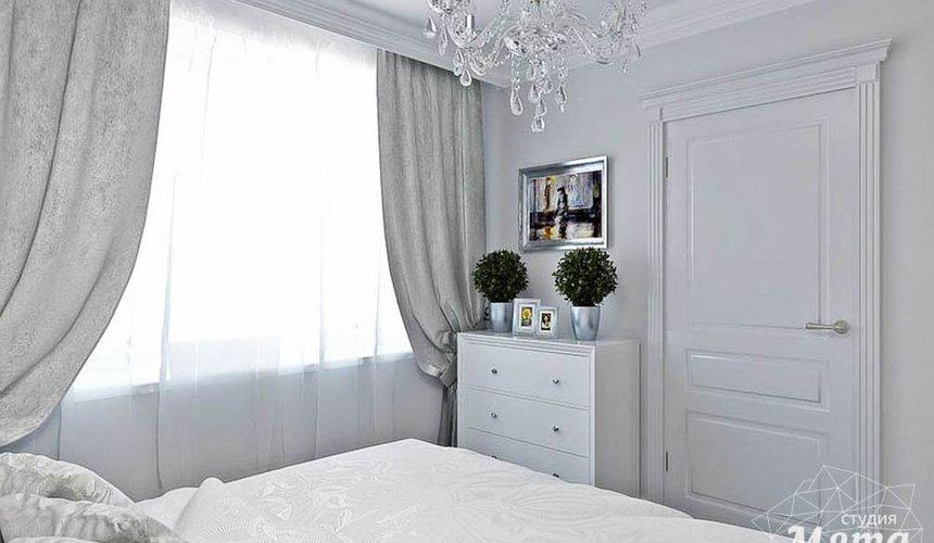 Дизайн интерьера однокомнатной квартиры по ул. Шевченко 19 10