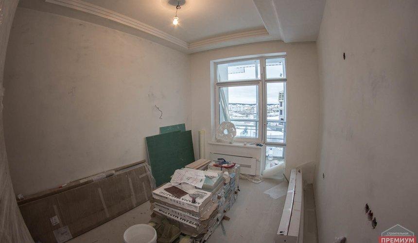 Дизайн интерьера и ремонт трехкомнатной квартиры в Карасьозерском 2 22