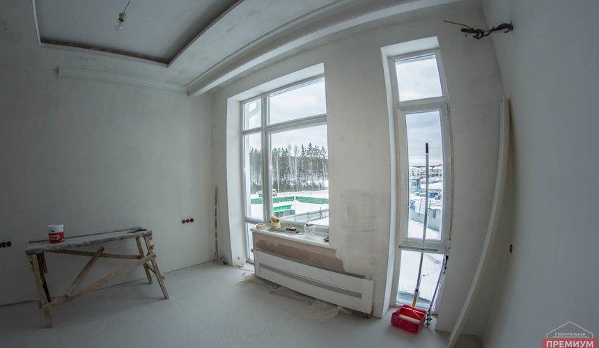 Дизайн интерьера и ремонт трехкомнатной квартиры в Карасьозерском 2 34