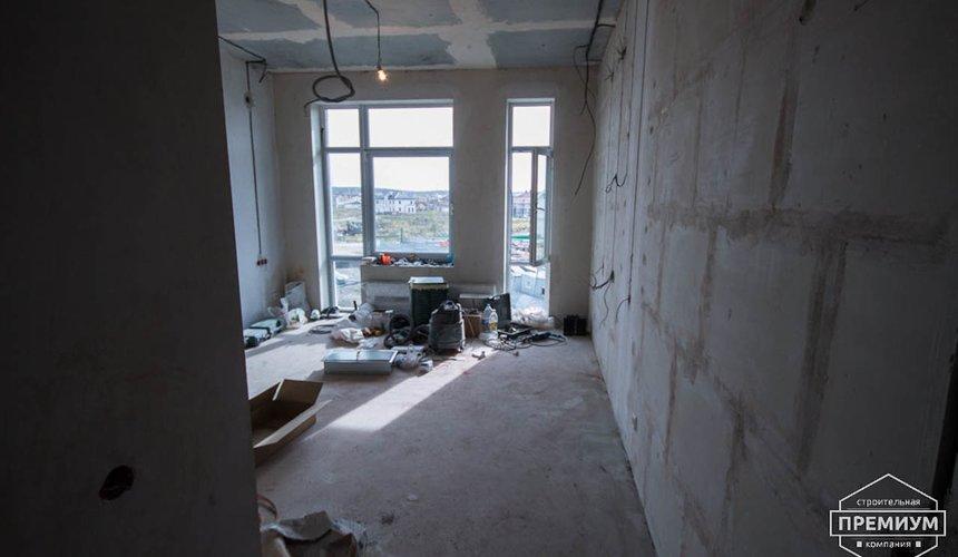 Дизайн интерьера и ремонт трехкомнатной квартиры в Карасьозерском 2 37