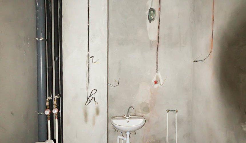 Дизайн интерьера и ремонт трехкомнатной квартиры в Карасьозерском 2 39