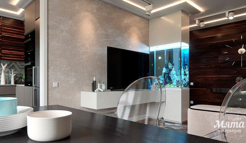 Дизайн интерьера трехкомнатной квартиры по ул. Шейнкмана 88 5
