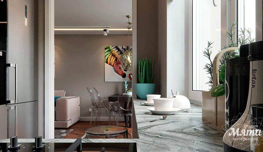 Дизайн интерьера трехкомнатной квартиры по ул. Шейнкмана 88 7