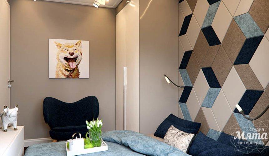 Дизайн интерьера трехкомнатной квартиры по ул. Шейнкмана 88 10