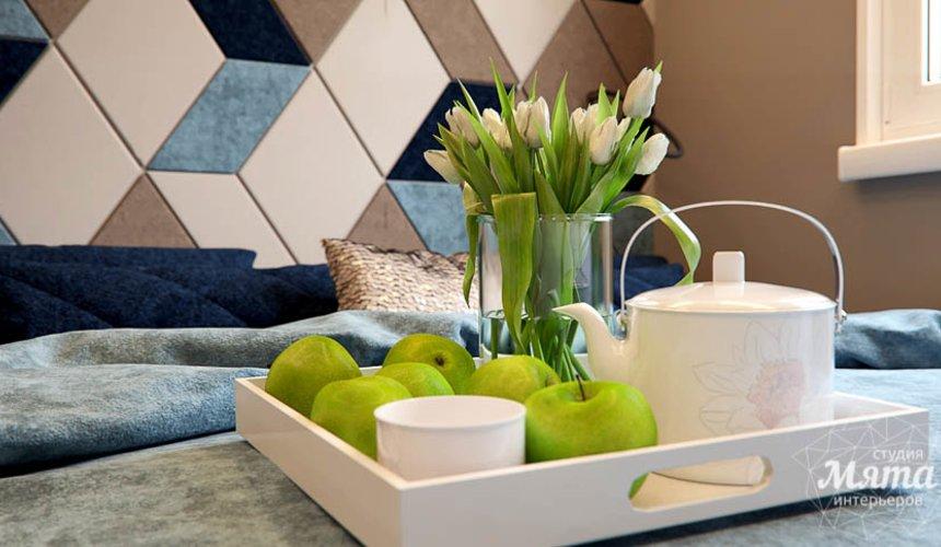 Дизайн интерьера трехкомнатной квартиры по ул. Шейнкмана 88 14