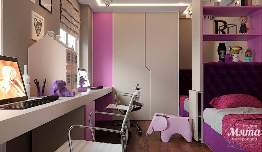 Дизайн интерьера трехкомнатной квартиры по ул. Шейнкмана 88 18