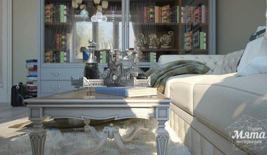 Дизайн интерьера коттеджа в Сочи 8