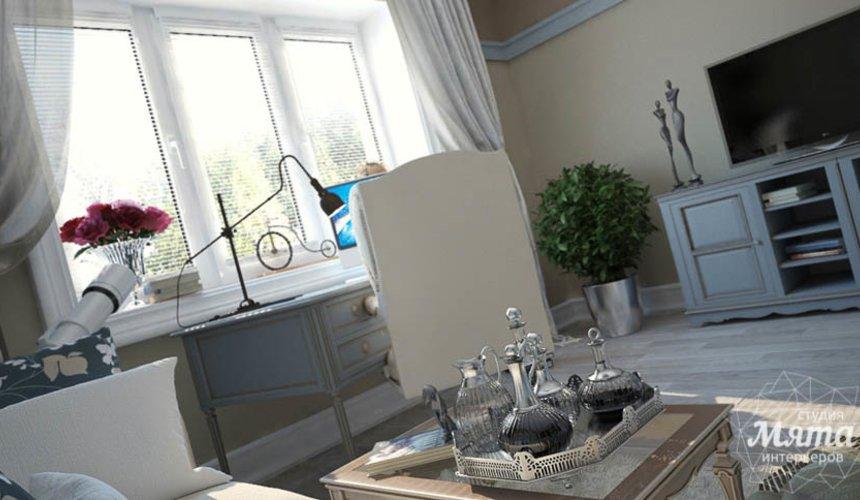Дизайн интерьера коттеджа в Сочи 9
